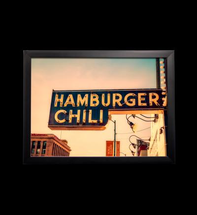 HAMBURGER CHILI