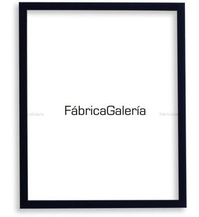 "Marco para foto 5x7"" (13x18cm) color negro"