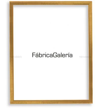"""Marco para foto 5x7"""" (13x18cm) color dorado"""