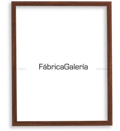 """Marco para foto 5x7"""" (13x18cm) color roble"""